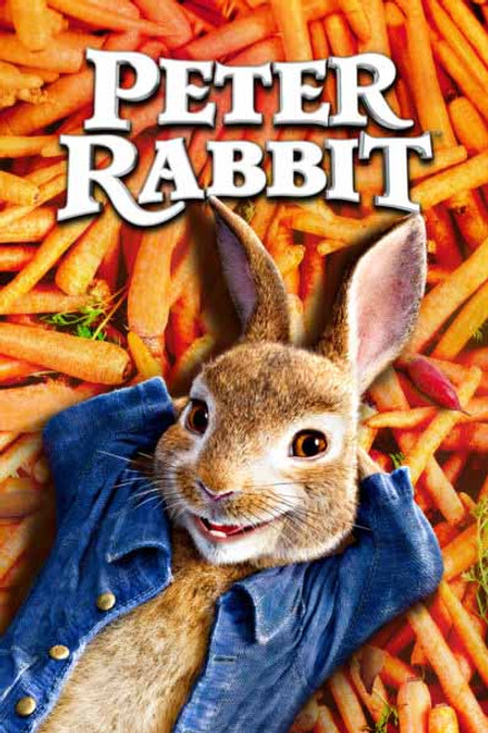 Peter Rabbit [Movies Anywhere SD, Vudu SD or iTunes SD via Movies Anywhere]