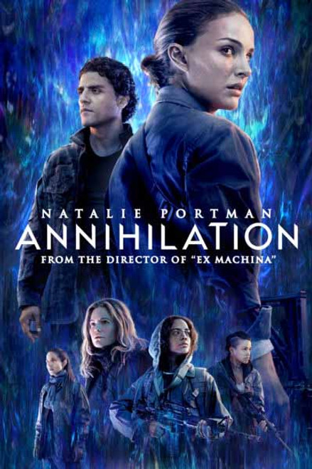 Annihilation [Vudu HD]