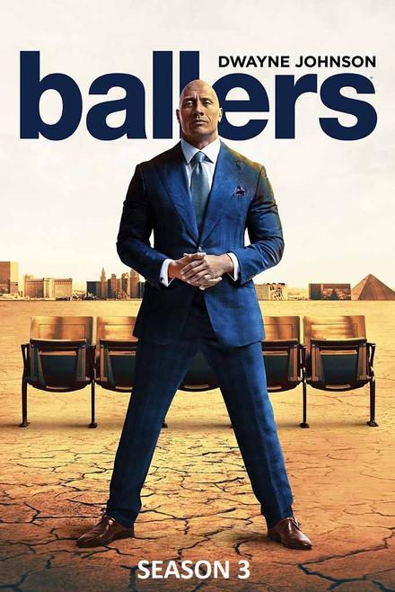 Ballers: Season 3 [Vudu HD]