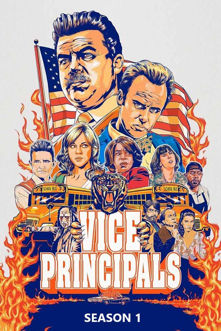 Vice Principals: Season 1