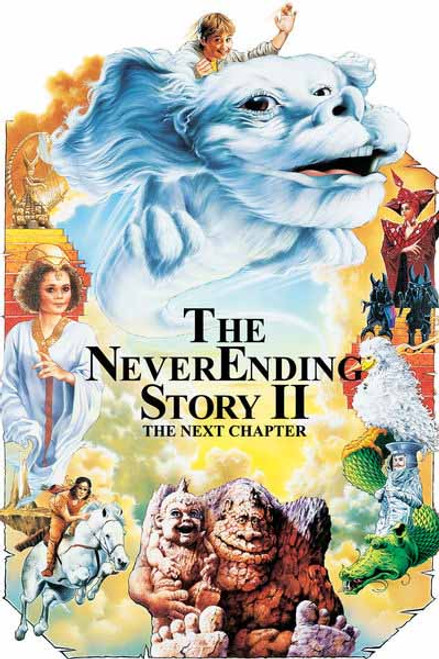 The Neverending Story II The Next Chapter