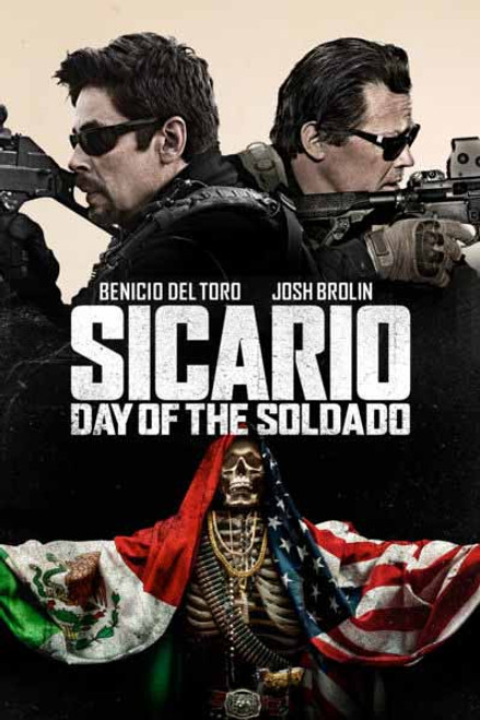 Sicario Day Of The Soldado