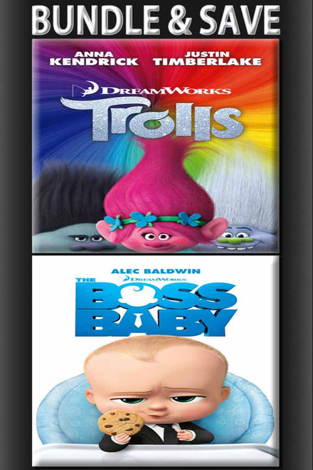 Trolls + Boss Baby