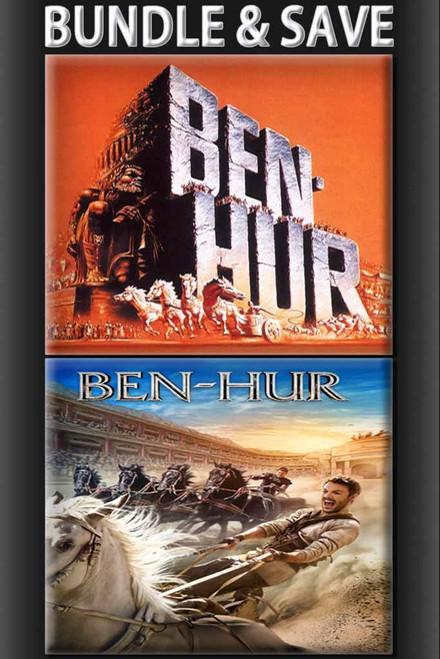 Ben Hur (1959) + Ben Hur (2016)