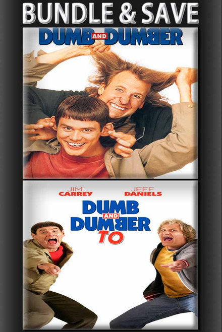Dumb And Dumber + Dumb And Dumber To