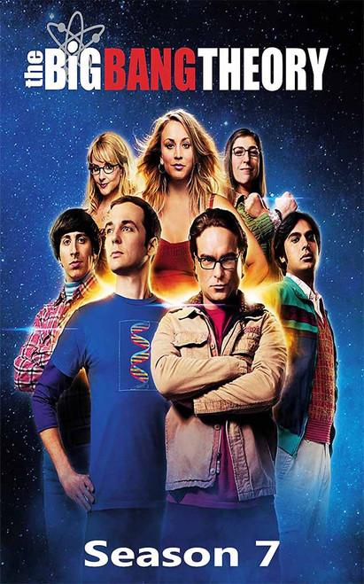The Big Bang Theory Season 7