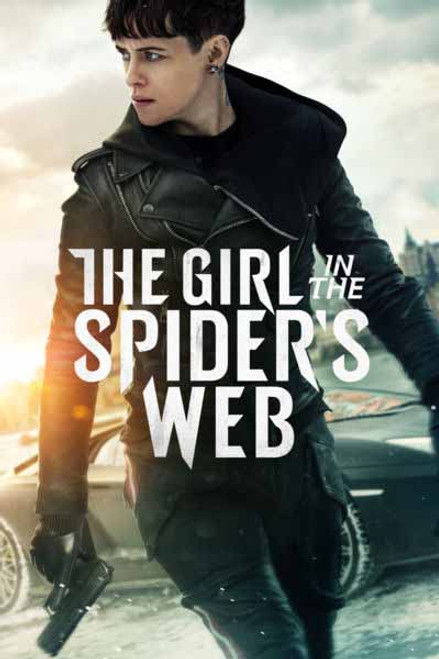 The Girl In The Spider's Web [Movies Anywhere SD, Vudu SD or iTunes SD via Movie Anywhere]