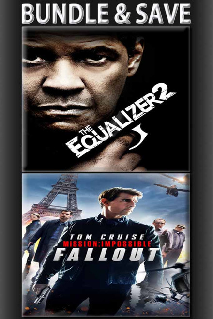 Equalizer 2 and Mission Impossible Fallout