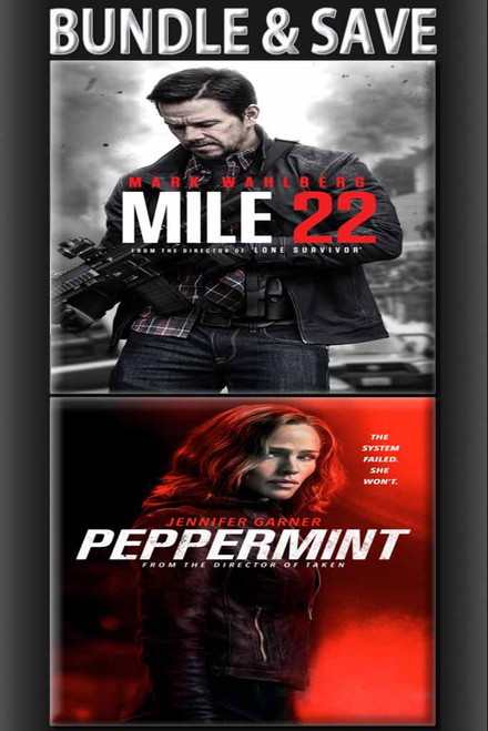 Mile 22 + Peppermint