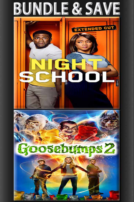 Night School + Goosebumps 2