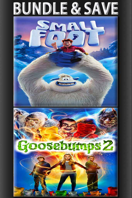 Smallfoot +Goosebumps 2