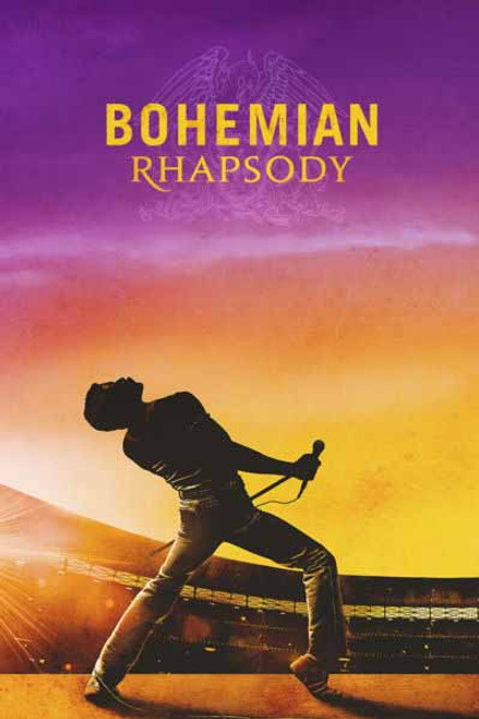 Bohemian Rhapsody [Vudu 4K or iTunes 4K via Movies Anywhere]