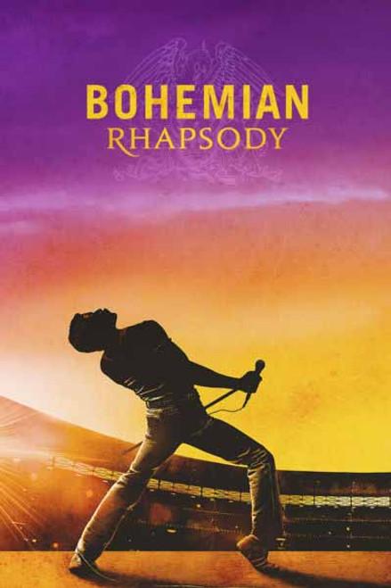 Bohemian Rhapsody [Vudu 4K or iTunes 4K via Movies Anywhere]