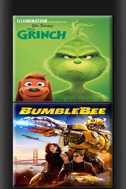 Bumblebee + The Grinch