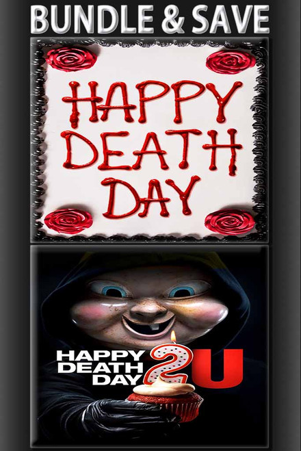 Happy Death Day + Happy Death Day 2 U