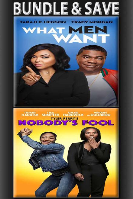 What Men Want + Nobody's Fool
