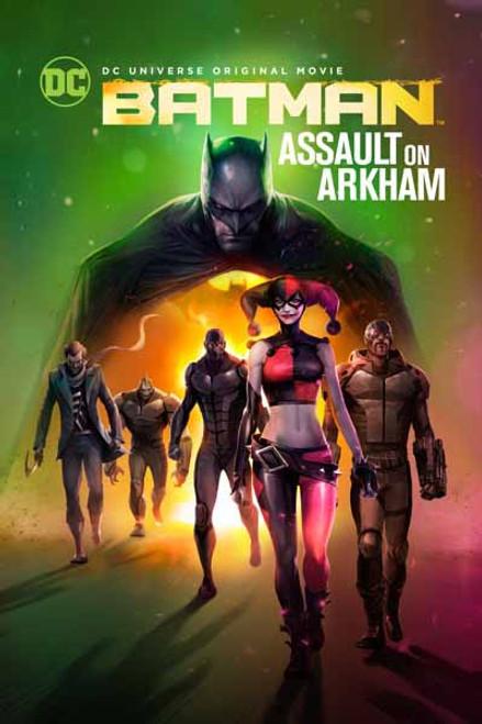 Batman: Assault On Arkham [Movies Anywhere HD, Vudu HD or iTunes HD via Movies Anywhere]