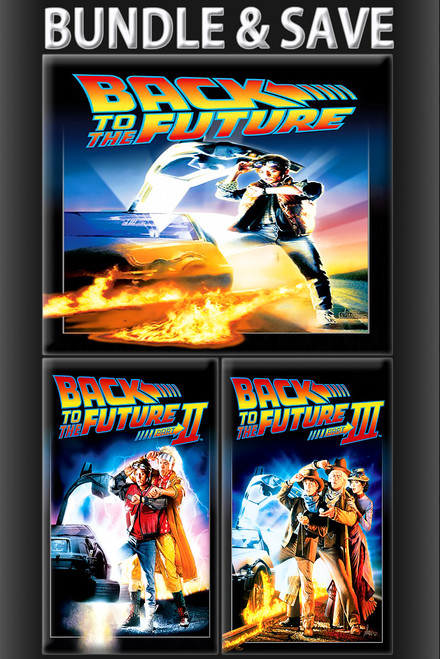 Back To The Future Triology