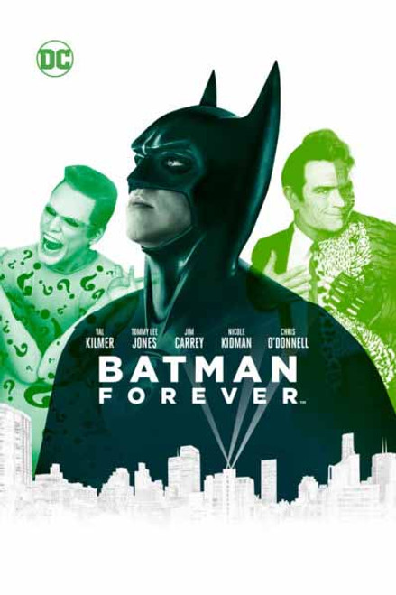 Batman Forever [ Vudu 4K or iTunes 4K via Movies Anywhere]