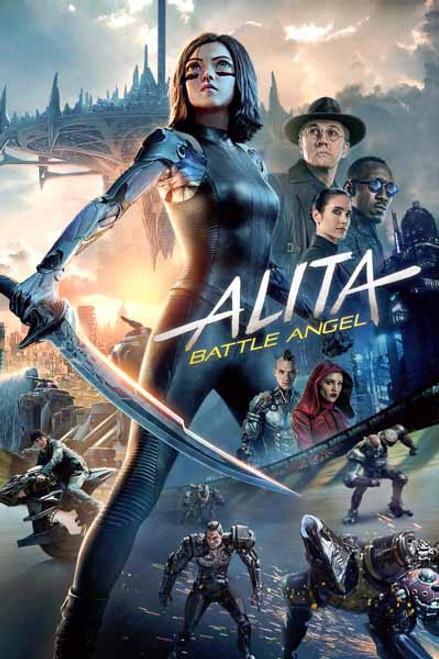 Alita-Battle Angel