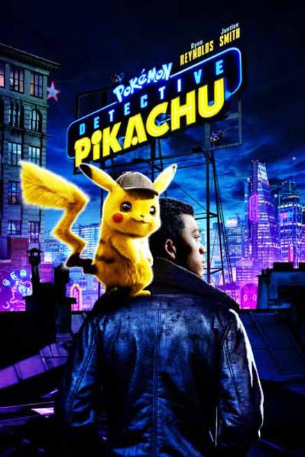 Pokeman Detective Pikachu