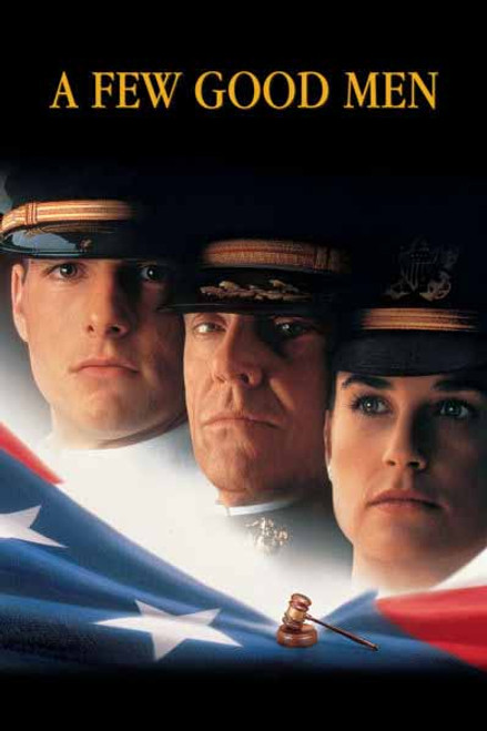 A Few Good Men [Movies Anywhere HD, Vudu HD or iTunes HD via Movies  Anywhere]