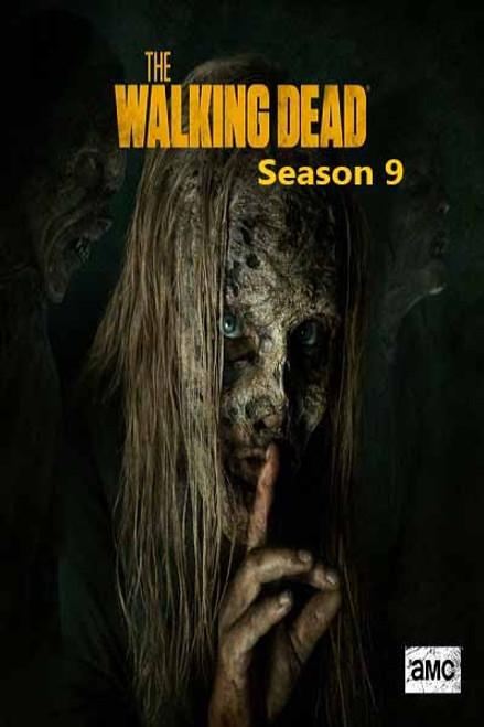 The Walking Dead Season 9 [Vudu HD, Google Play HD or Fandango HD]