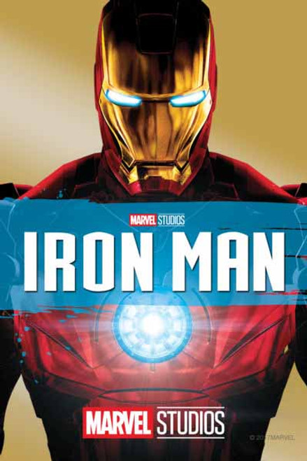 Iron Man [Movies Anywhere 4K, Vudu 4K or iTunes 4K via Movies Anywhere]
