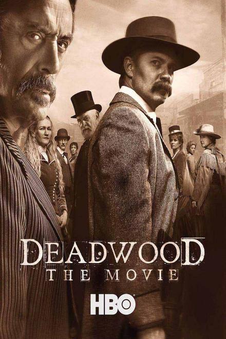 Deadwood The Movie [Vudu HD]