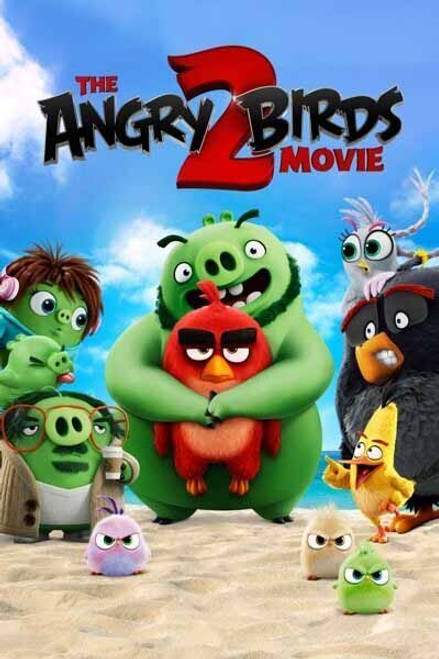 Angry Birds Movie 2