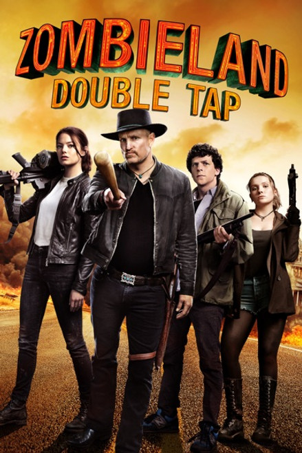 Zombieland: Double Tap  [Movies Anywhere HD, Vudu HD or iTunes HD via Movies Anywhere]