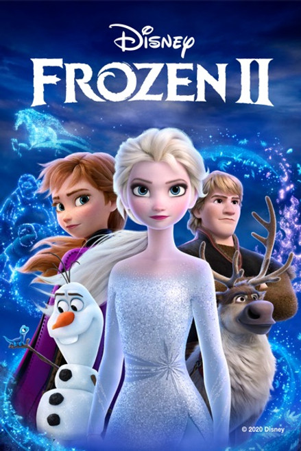 Frozen II [Movies Anywhere HD, Vudu HD or iTunes HD via Movies Anywhere]