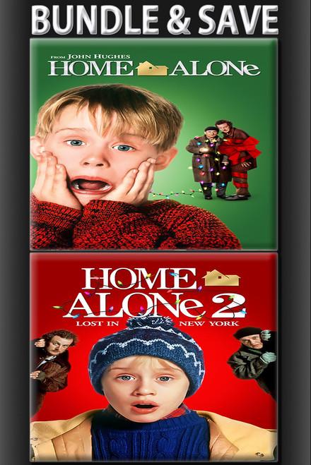 Home Alone  Home Alone 2 BUNDLE