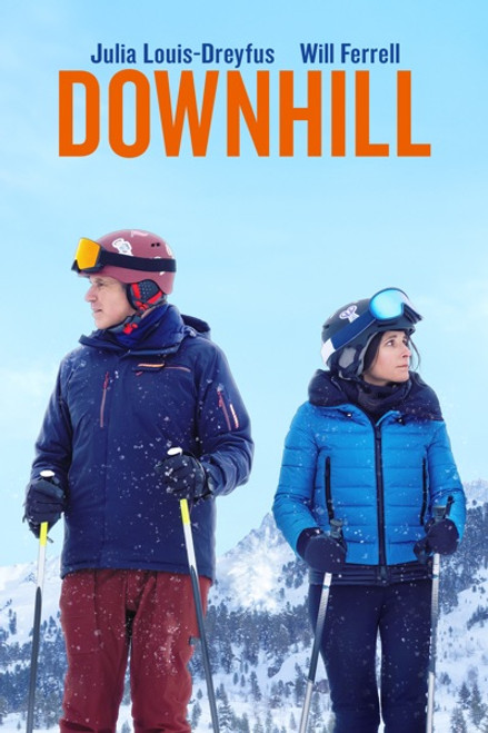 Downhill [Movies Anywhere HD, Vudu HD or iTunes HD via Movies Anywhere]