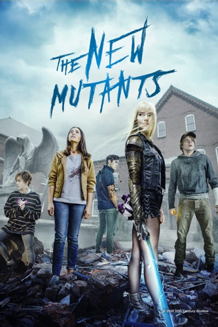 The New Mutants [Movies Anywhere 4K, Vudu 4K or iTunes 4K via Movies Anywhere]