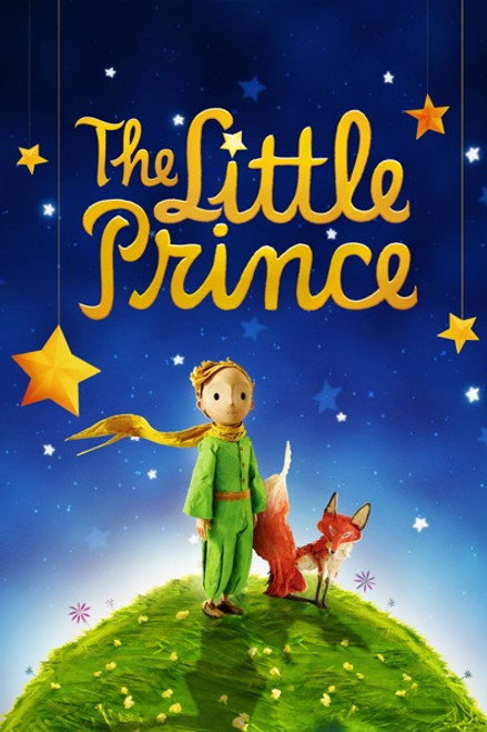 The Little Prince [Vudu HD or iTunes HD]