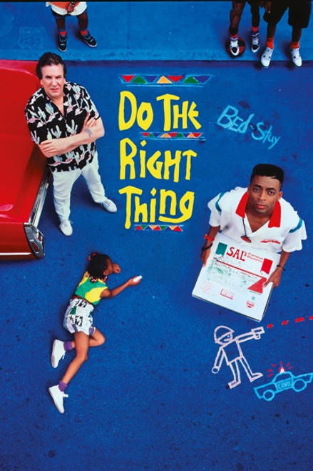 Do The Right Thing [Movies Anywhere 4K, Vudu 4K or iTunes 4K via Movies Anywhere]