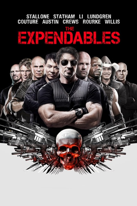 The Expendables [Vudu 4K or iTunes 4K]