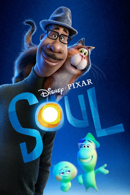 Soul [Movies Anywhere 4K, Vudu 4K or iTunes 4K via Movies Anywhere]