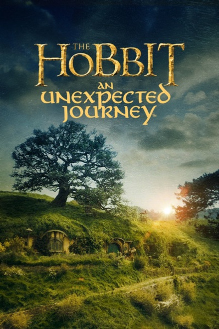 The Hobbit: Unexpected Journey [Movies Anywhere HD, Vudu HD or iTunes HD via Movies Anywhere]