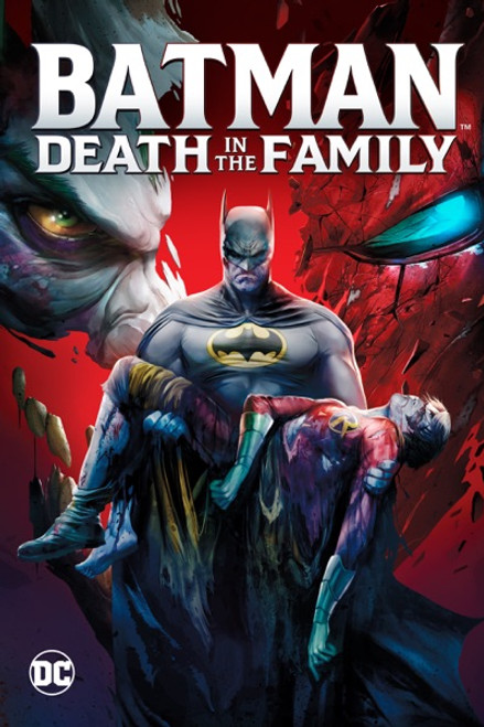 Batman Death In The Family [Movies Anywhere HD, Vudu HD or iTunes HD via Movies Anywhere]