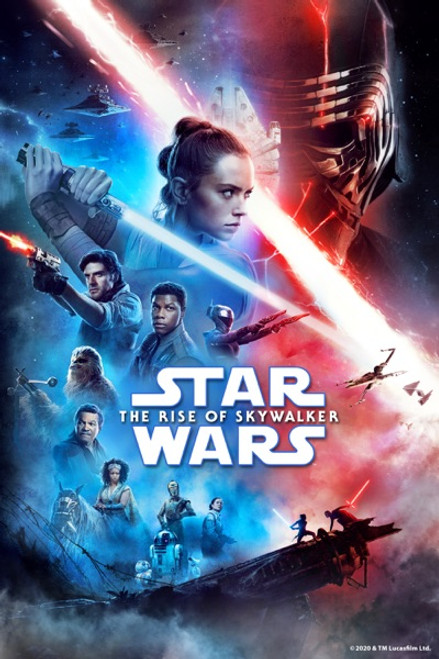 Star Wars: The Rise Of Skywalker [Google Play] Transfers To Movies Anywhere, Vudu and iTunes