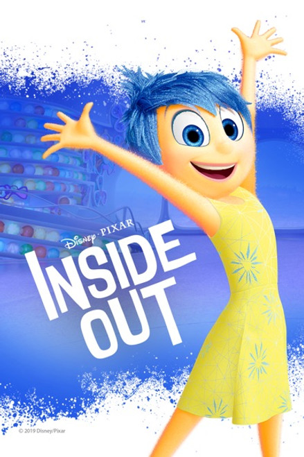 Inside Out [Google Play] Transfers To Movies Anywhere, Vudu and iTunes