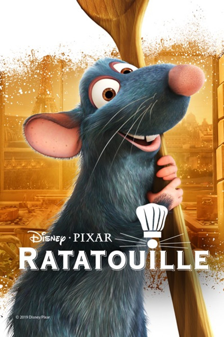 Ratatouille [Google Play] Transfers To Movies Anywhere, Vudu and iTunes