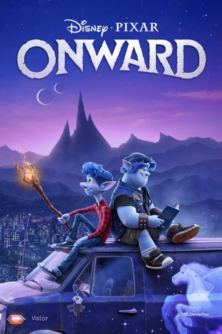 Onward [Google Play] Transfers To Movies Anywhere, Vudu, and iTunes