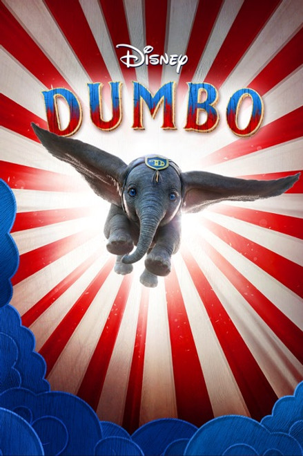 Dumbo 2019 [Google Play] Transfers To Movies Anywhere, Vudu and iTunes