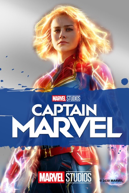 Captain Marvel [Google Play] Transfers To Movies Anywhere, Vudu, and iTunes