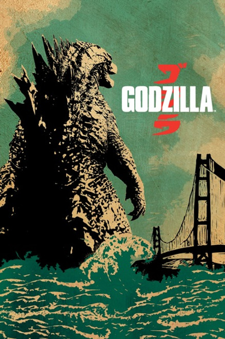 Godzilla 2014 [Movies Anywhere 4K, Vudu 4K or iTunes 4K via Movies Anywhere]