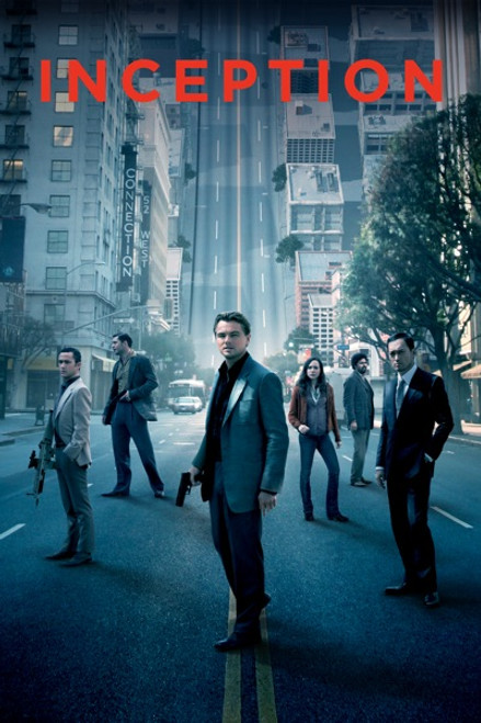 Inception [Movies Anywhere 4K, Vudu 4K or iTunes 4K via Movies Anywhere]