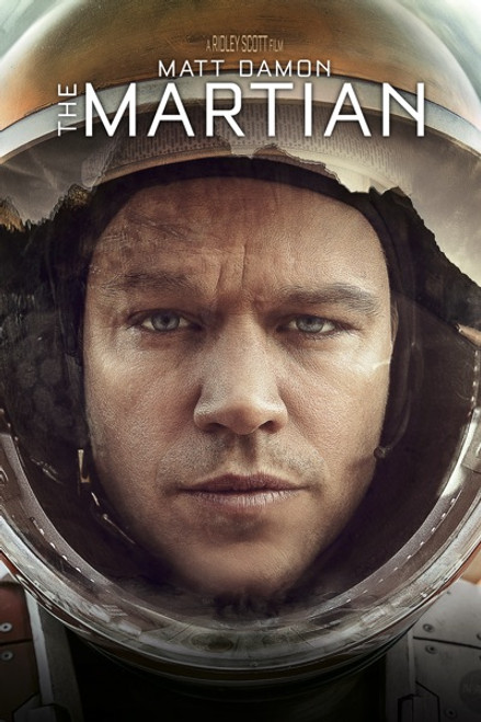The Martian [Movies Anywhere 4K, Vudu 4K or iTunes 4K via iTunes]